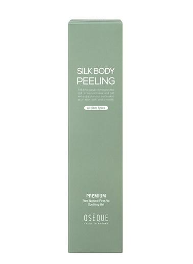 Oseque Silk Body Peeling - Gomaj Tipi Vücut Peeling Jeli Renksiz